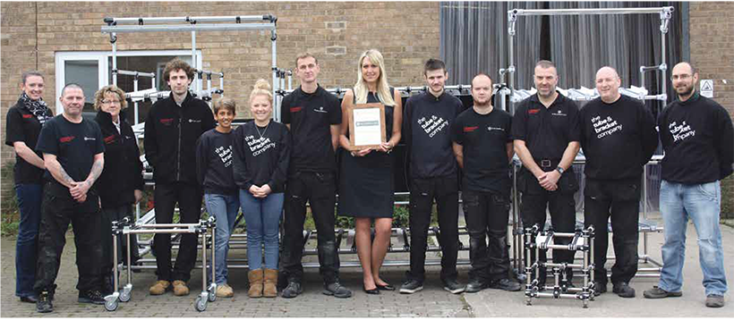 Food and Drink Matters Award Tube and Bracket Company of the Year Award