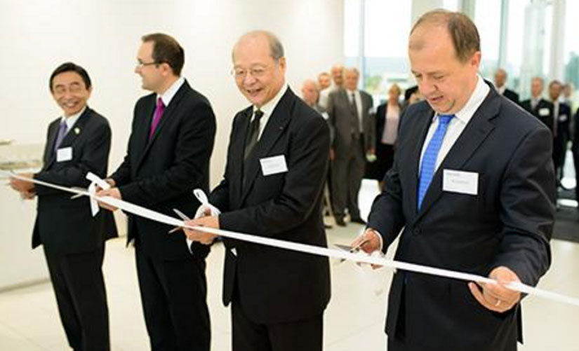 GRAND OPENING CEREMONY, JUNE 2015